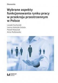 Wybrane aspekty funkcjonowania rynku pracy...