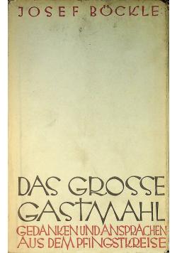 Das Grosse Gastmahl 1936r
