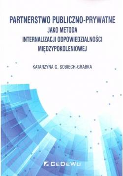 Partnerstwo publiczno-prywatne, jako metoda...