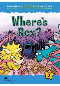 Children's: Where's Rex? Lvl 2