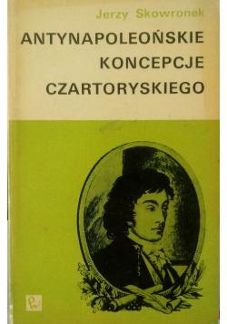 Antynapoleońskie koncepcje Czartoryskiego