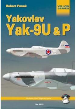 Yakovlev Yak - 9U&P