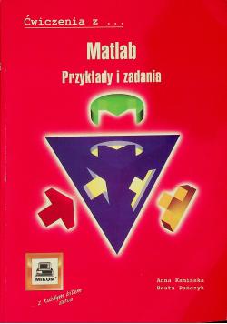 Ćwiczenia z Matlab Przykłady i zadania