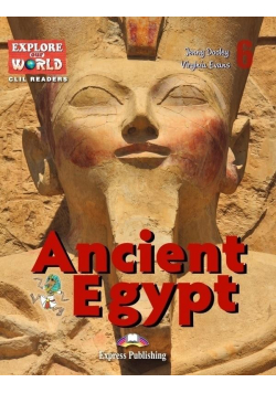 Ancient Egypt. Reader Level 6 + DigiBook