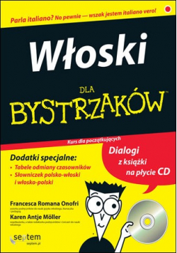 Włoski dla bystrzaków Plus CD