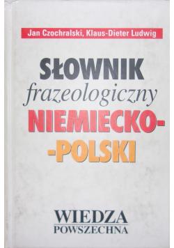 Słownik frazeologiczny niemiecko polski
