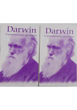 O powstawaniu gatunków tom 1 i 2