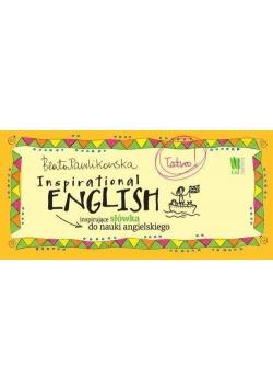 Inspirational English Inspirujące słówka do nauki języka angielskiego