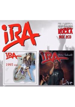 IRA: 1993 Rok/Live 2CD
