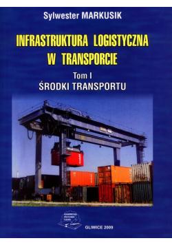 Infrastruktura logistyczna w transporcie Tom I