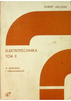 Elektrotechnika tom 2