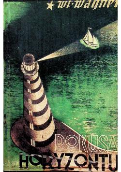 Pokusa horyzontu Reprint z 1937 r.