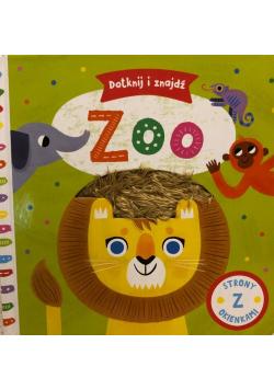 Dotknij i znajdź zoo