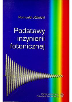 Podstawy inżynierii fotonicznej