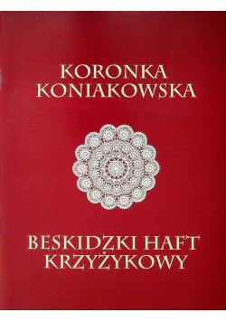 Beskidzki haft krzyżykowy
