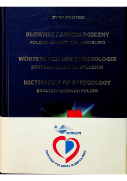 Słownik kardiologiczny polsko niemiecko angielski