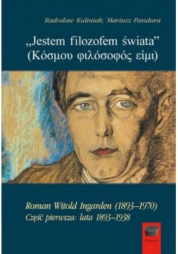 Jestem filozofem świata cz.1 lata 1893-1938