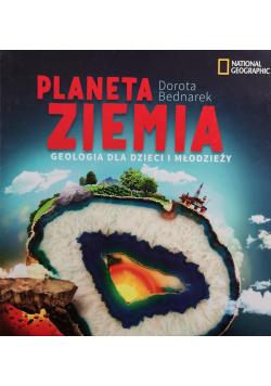 Planeta Ziemia Geologia dla dzieci i młodzieży
