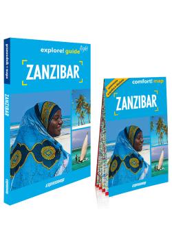 Zanzibar light przewodnik + mapa