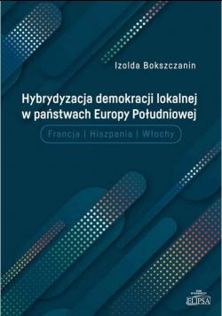 Hybrydyzacja demokracji lokalnej w państwach...