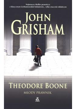 Theodore Boone Młody prawnik