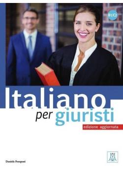 Italiano per giuristi - edizione aggiornata