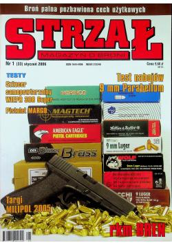 Strzał magazyn o broni nr 1