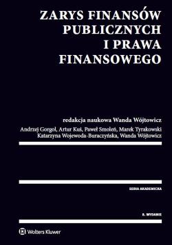Zarys finansów publicznych i prawa finansowego Wydanie 8