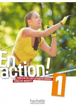 En Action! 1 Podręcznik wieloletni PL  HACHETTE