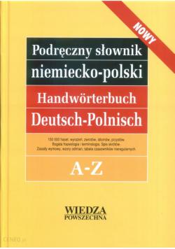 Podręczny słownik niemiecko-polski