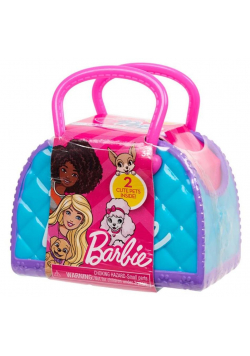 Barbie Mini zwierzątka w tobrebce mix