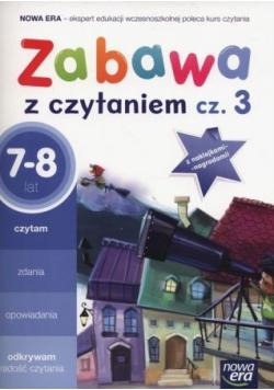 Szkoła na miarę Zabawa z czytaniem