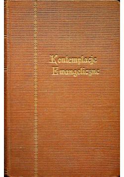 Kontemplacje Ewangeliczne Tom II 1929 r