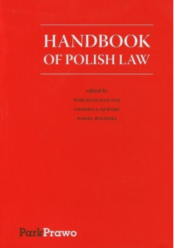 Handbook of Polish Law