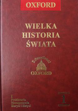 Wielka historia świata 1