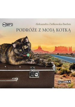 Podróże z moją kotką audiobook
