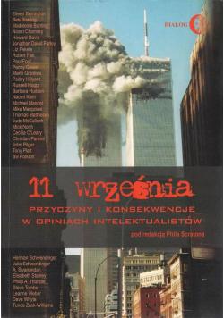11 września Przyczyny i konsekwencje w opiniach intelektualistów