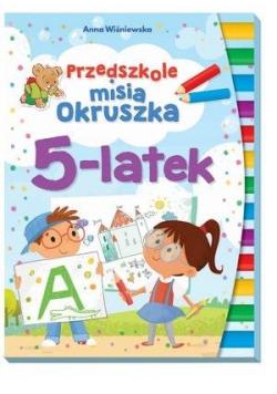 Przedszkole misia Okruszka 5-latek