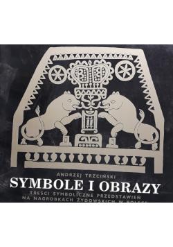 Symbole i obrazy treści symboliczne przedstawień na nagrobkach żydowskich w Polsce