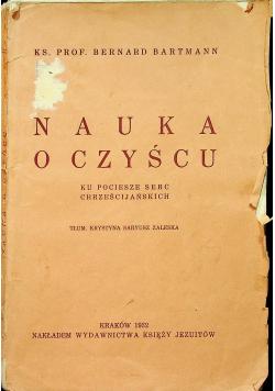 Nauka o Czyścu 1932 r