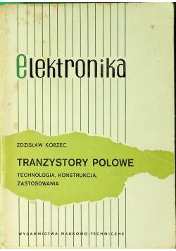 Tranzystory polowe