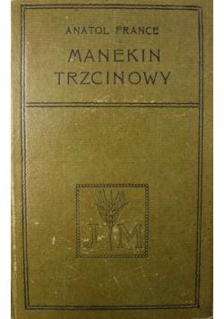 Manekin trzcinowy 1910 r.