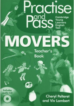 Practise and Pass Movers Teacher's Book + CD