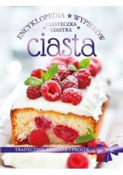 Encyklopedia wypieków Ciasta ciastka ciasteczka