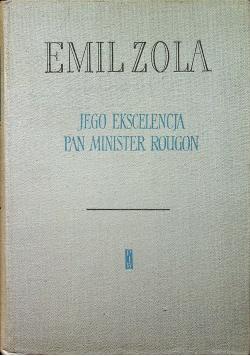Jego ekscelencja pan minister Rougon