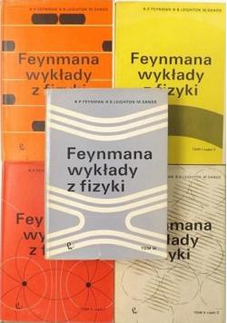 Feynmana wykłady z fizyki 3 części