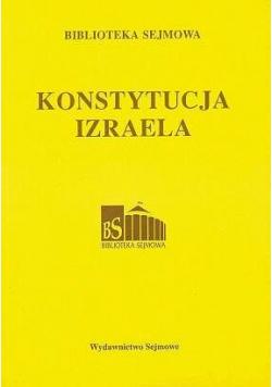 Konstytucja Izraela