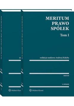 MERITUM Prawo spółek T. 1-2