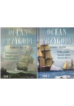 Ocean Przygody tom 1 i 2