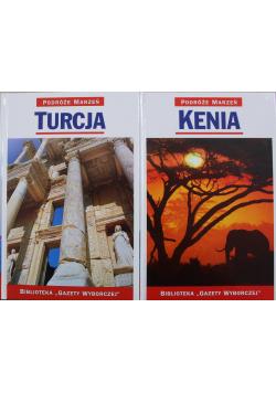 Turcja / Kenia